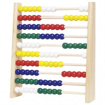 Wooden Counting Frame