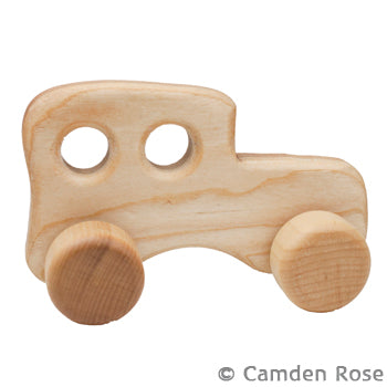 Wooden Car- Toddler Classic