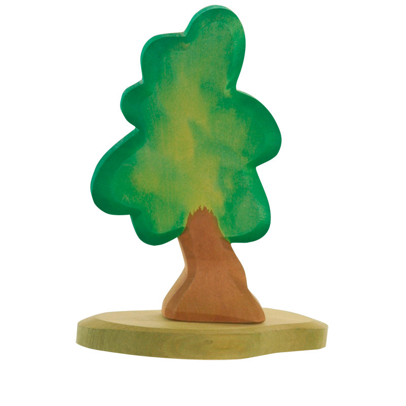Oak Tree with Stand - Medium