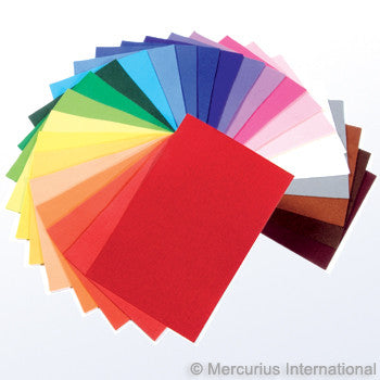 Assorted Felt 11.81 x 7.87 Mercurius