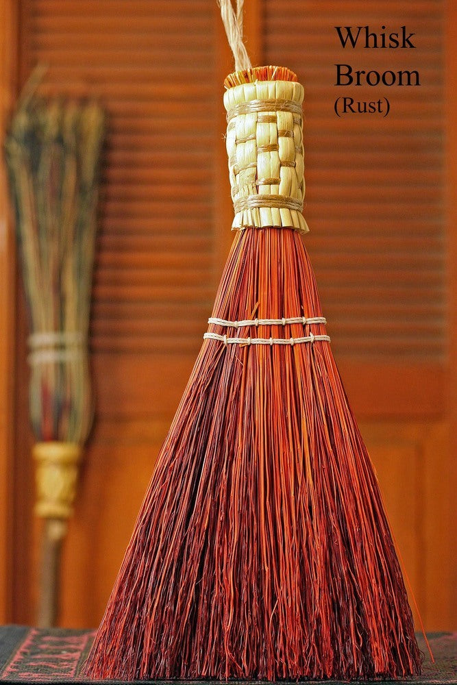 Whisk Broom Rust