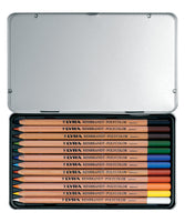 Lyra Rembrant Polycolor Pencils, 12 Colors