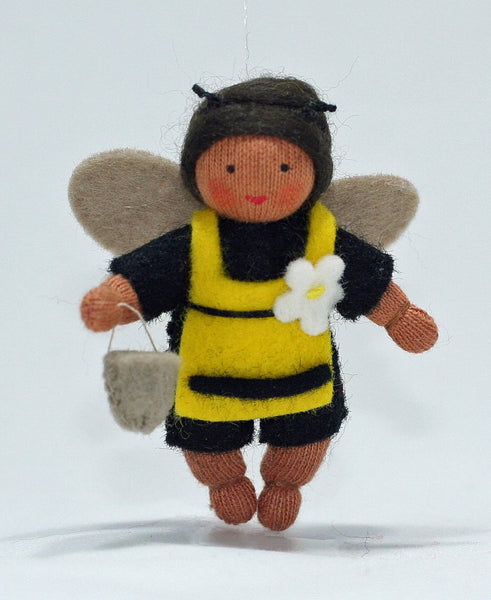 Bee Baby Fairy (apron) - medium skin