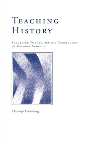 Teaching History, by Christoph Lindenberg