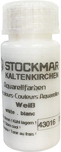Stockmar Water Color Paint 20ml White