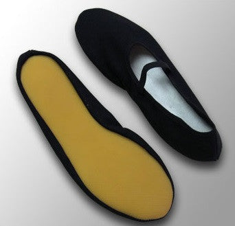 Eurythmy Shoes, Black Cloth