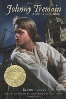 Johnny Tremain, Ester Hoskins Forbes