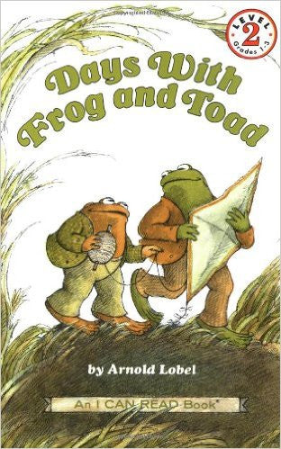 Days with Frog and Toad, by Arnold Lobel
