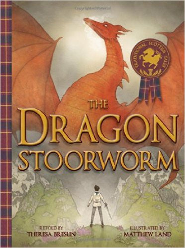 Dragon Stoorworm, by Theresa Breslin