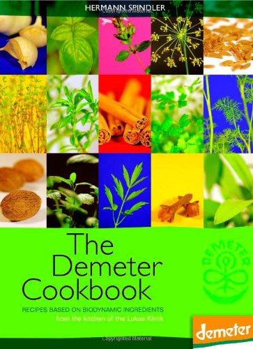 Demeter Cookbook, Recipes
