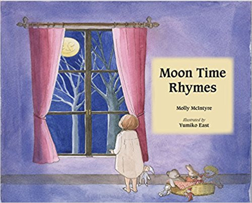 Moon Time Rhymes, by Molly McIntyre