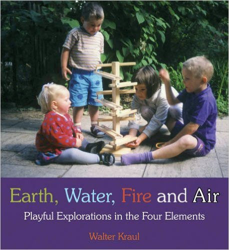 Earth Water Fire and Air, by Walter Kraul