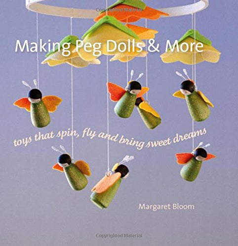 Making Peg Dolls & More