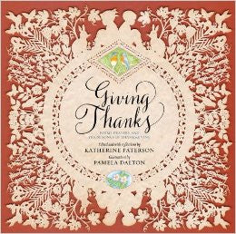 Giving Thanks, by Katherine Paterson