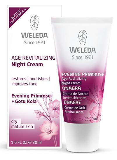 Weleda Skin Revitalizing Night Cream - Evening Primrose 1.0 FL OZ