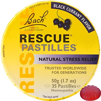Rescue Pastilles Black Currant