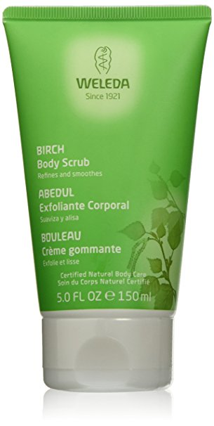 Weleda Birch Body Scrub 5.0 FL OZ