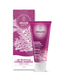Weleda Evening Primrose Revitalizing Hand Cream, 1.7 fl oz