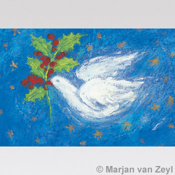 Postcard - Dove of Peace