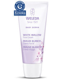 Weleda, White Mallow Baby Face Cream, 1.7 Fl Oz