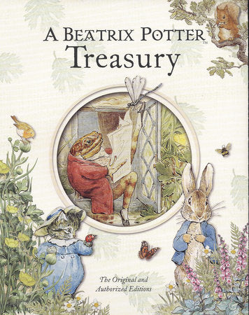 A Beatrix Potter Treasury by Beatrix Potter