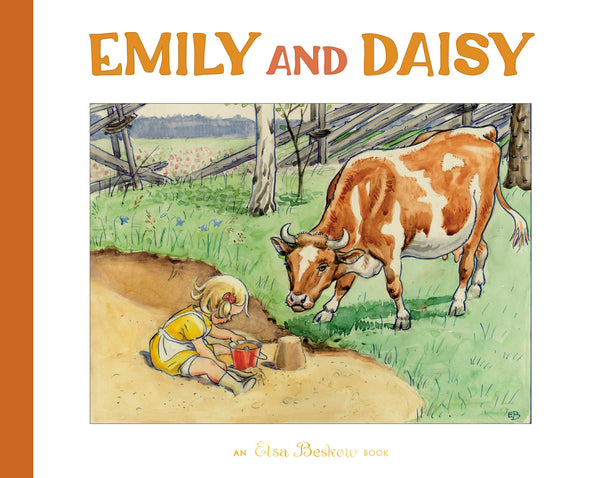 Emily and Daisy, by Elsa Beskow