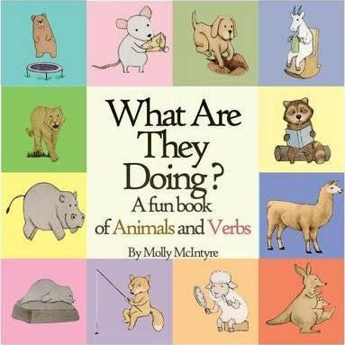 What Are They Doing? by Molly McIntyre