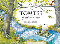 The Tomtes of Hilltop Stream by Brenda Tyler