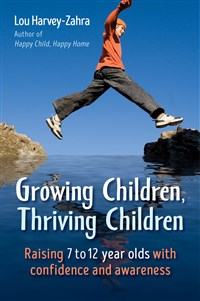 Growing Children, Thriving Children by Lou Harvey-Zahra