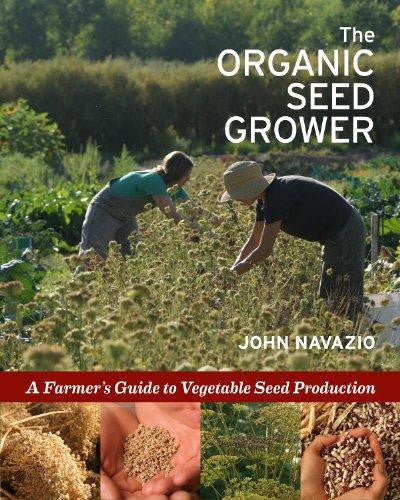 Organic Seed Grower by Chelsea Green