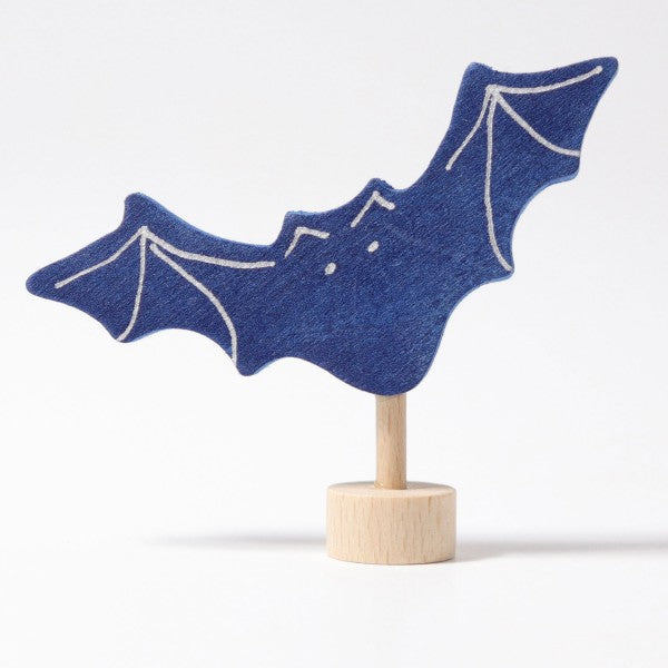 Birthday Ring Decorative Figure Bat