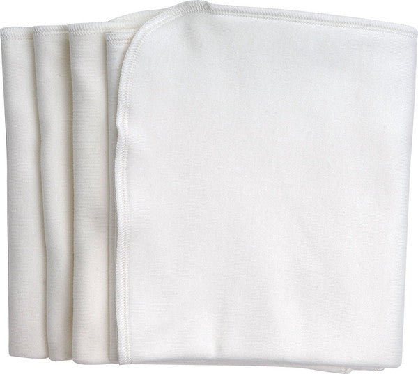 Burp Cloths, 4 pack