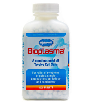Bioplasma Twelve Cell Salts