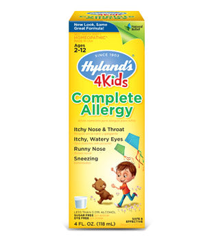 Hyland's 4 Kids Complete Allergy