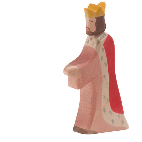 King, Ostheimer Wooden Toy
