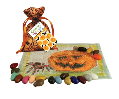 20 Color Halloween Bag