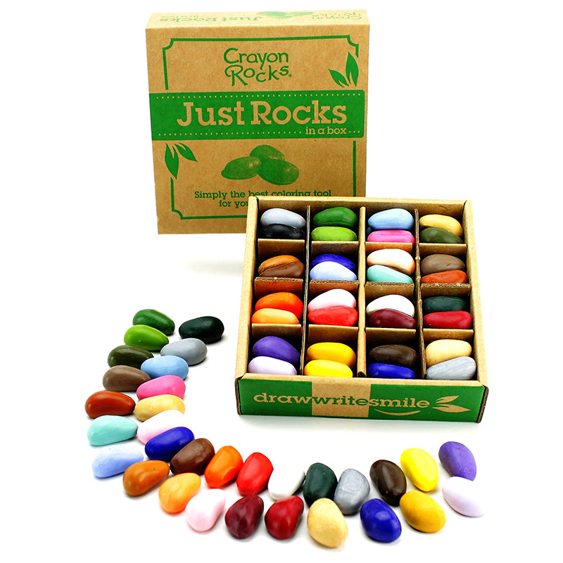 Just Rocks in a Box - 32 Colors