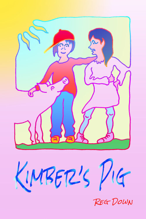 Kimber's Pig, by Reg Down