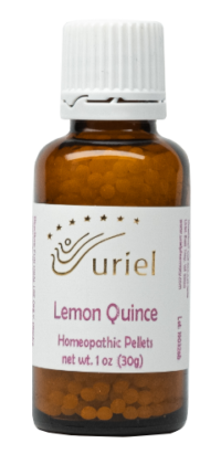 Uriel Lemon Quince Allergy Relief Pellets