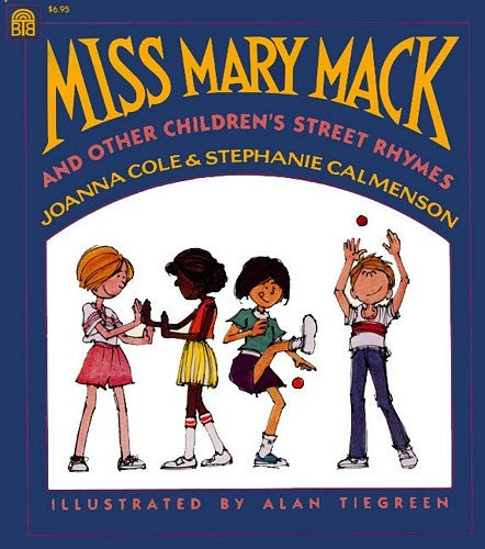 Miss Mary Mack, by Beverly Collins, Stephanie Calmenson