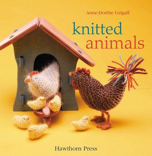 Knitted Animals, by Anne-Dorthe Grigaff