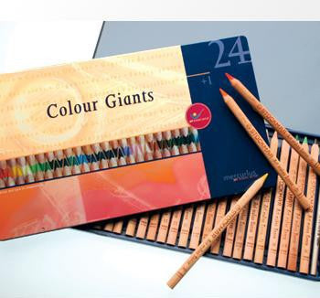 Colored Pencil Set - Color Giant 24