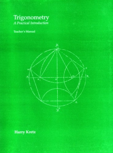 Trigonometry, by Harry Kretz
