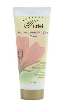 Uriel Aurum Lavender Rose Cream 1.6 oz (50ml)