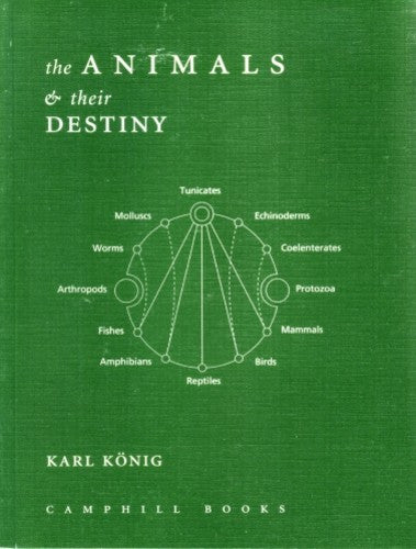 The Animals and Their Destiny, by Karl Konig