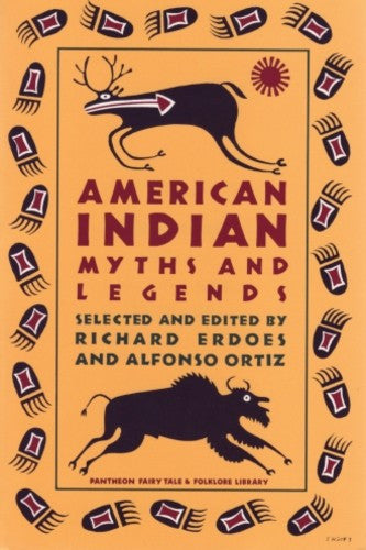 American Indian Myths and Legends, by Richard Erdoesby Richard Erdoes and Alfonso Ortiz Alerts