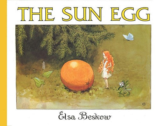 The Sun Egg (Mini), by Elsa Beskow