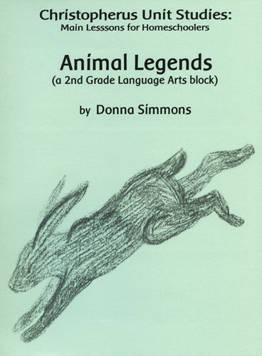 Animal Legends, by Donna Simmons