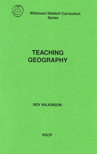 Teaching Geography, by Roy Wilkinson