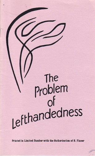 The Problem of Lefthandedness, by Gerda Hueck